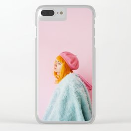 hana as me Clear iPhone Case