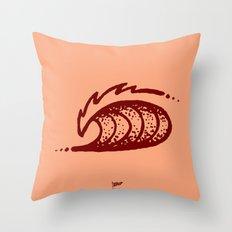Offshore Throw Pillow