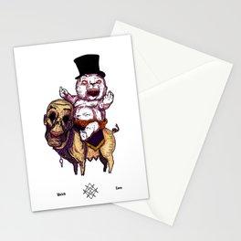 Black Bob! Stationery Cards