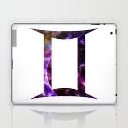Galactic Gemini Laptop & iPad Skin
