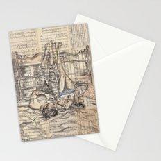 Love Story Stationery Cards