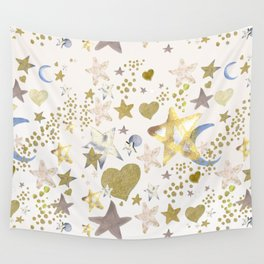 Brightest Star Wall Tapestry