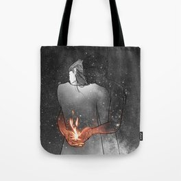 I would light you up. Tote Bag