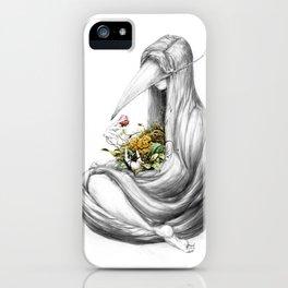 Bowerbird II iPhone Case