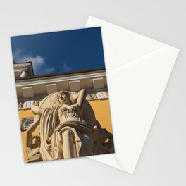 Statue Admirality Sankt Petersburg Stationery Cards