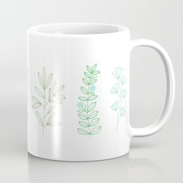 For the love of green Coffee Mug