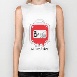Be positive Biker Tank