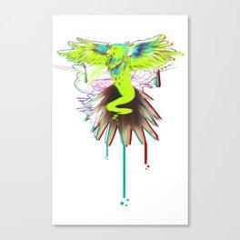 Toxic Canvas Print