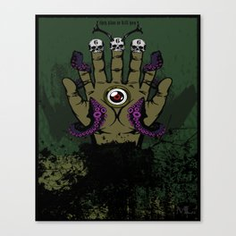 The Helping Hand Canvas Print