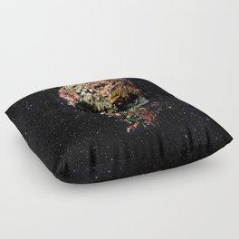 Smyrna Skull Floor Pillow