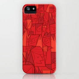 Citystreet iPhone Case
