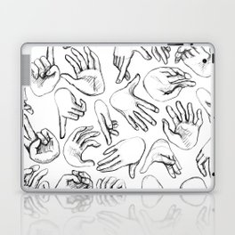 The SENSUALIST Collection (Tact) Laptop & iPad Skin