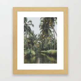 Cochin, India Framed Art Print