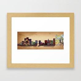 Younique Framed Art Print