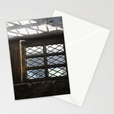 Light from the future Stationery Cards