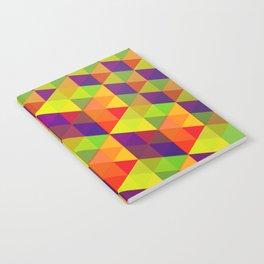 Cubes - Gouldian Notebook