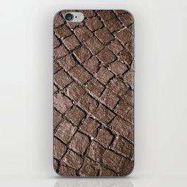Cobblestone Curves iPhone Skin