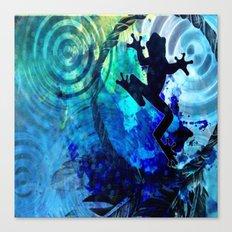 Cool Dream Canvas Print