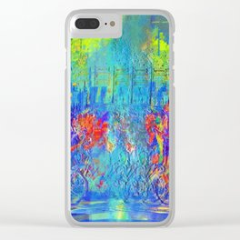 20180715 Clear iPhone Case