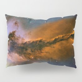 Stellar Spire in the Eagle Nebula Pillow Sham