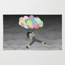 Balloon Ride Rug