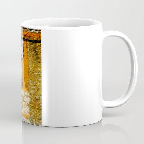 Chin Tiki Wall  Mug