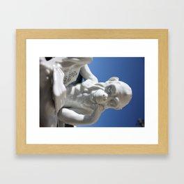 Alfredo Monkey Framed Art Print