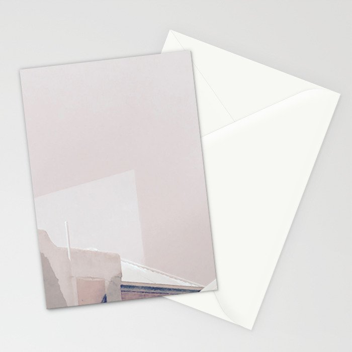 Rooftop Reflections Stationery Cards