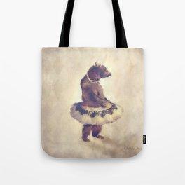 TuTu Bear Tote Bag