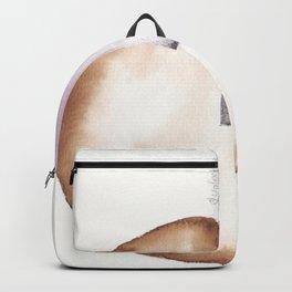 180914 Minimalist Geometric Watercolor 8 Backpack