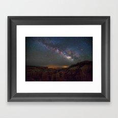 Bryce Canyon National Park, Utah Framed Art Print