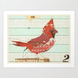 Mercy Me Art Print