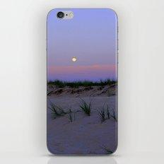 Nighttime at the Beach iPhone Skin