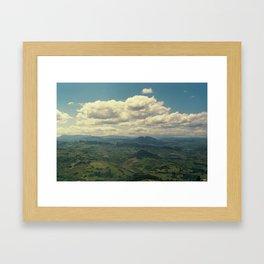 San-Marino Framed Art Print