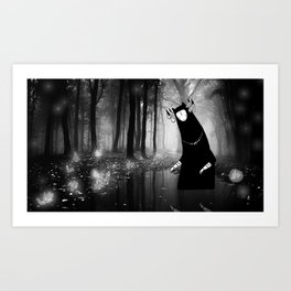 Every Night Art Print
