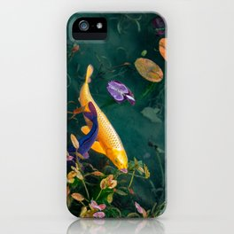 Koi iPhone Case