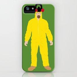 Hazmat suit iPhone Case