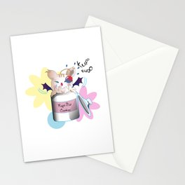 Moogle Caught Red Handed Stationery Cards