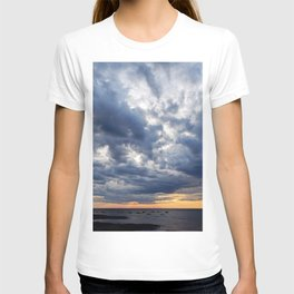 Clouds on the Sea T-shirt