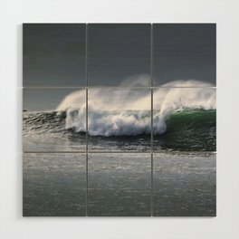 Sunrise Surf 12-17-18 Wood Wall Art