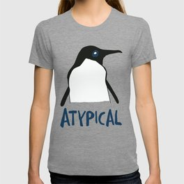 Atypical penguin T-shirt