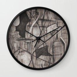 """""""Broken"""" Wall Clock"""