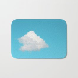Happy Cloud Bath Mat
