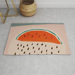 Sun Watermelon Rain Mutants Sequence 2 Rug