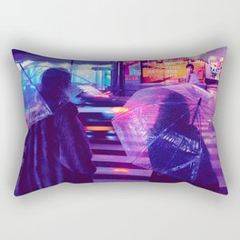 Tokyo Nights / The Crossing / Liam Wong Rectangular Pillow