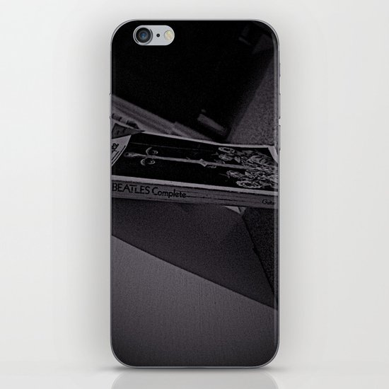 Don't Leave the Book  iPhone & iPod Skin