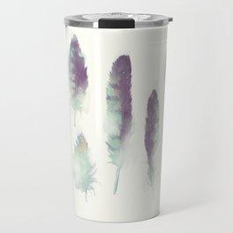 Feathers // Birds of Prey Travel Mug