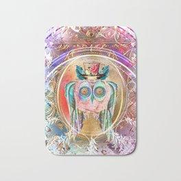 Madhatter Owl Bath Mat
