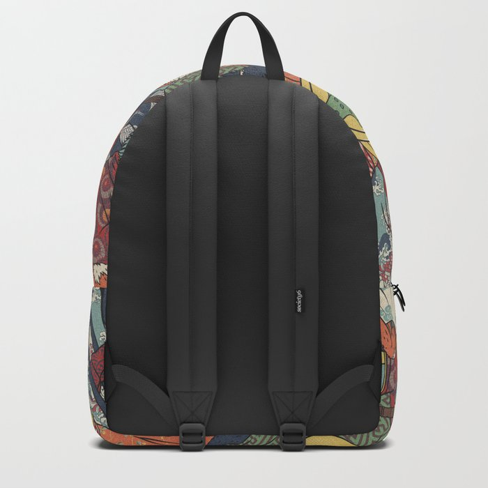 Night parade Backpack