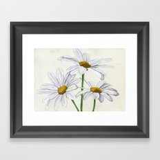Chillin' With The Girls Framed Art Print